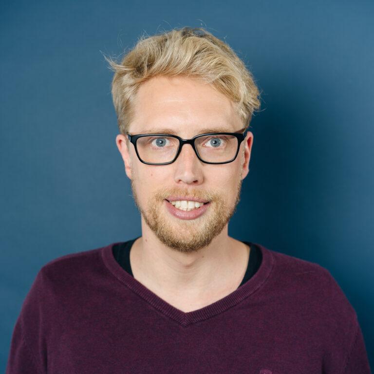 Markus Sudhoff Portrait